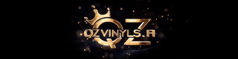 qz logo musta kulta